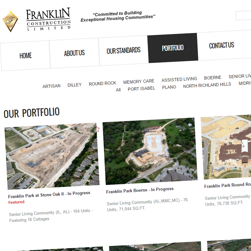 Franklin Construction LTD.